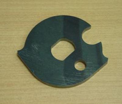 レーザー切断 SPHC/4.5ミリ