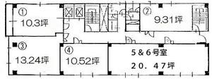 日宝北2号館