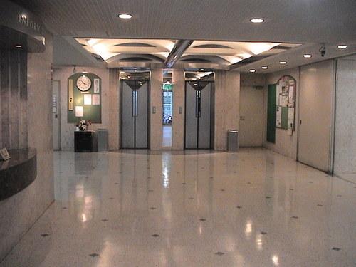 チサン第7新大阪 3階部分