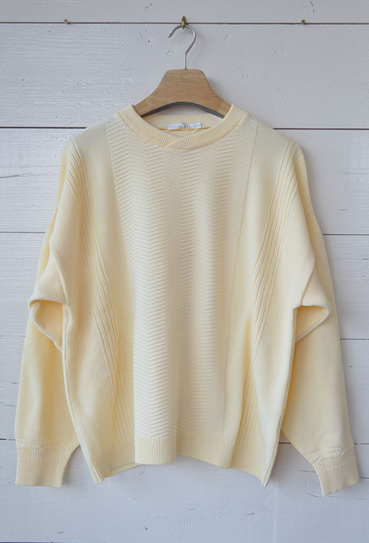 【YASHIKI (ニット)】Samon Knit