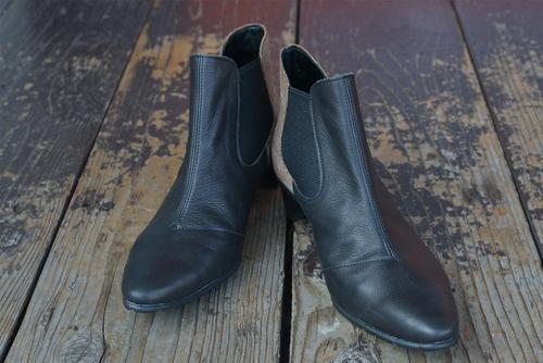【BLAZE (靴)】サイドゴアブーツ