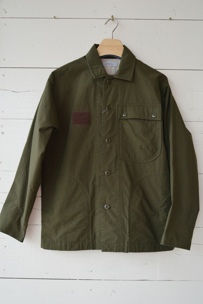 【Johnbull (Men's)(トップス、ボトムス)】ミリタリーシャツジャケット