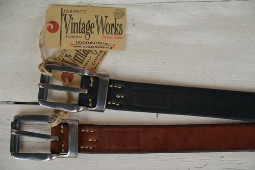 【Vintage Works (ベルト)】DH5638