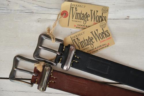 【Vintage Works (ベルト)】DH5675