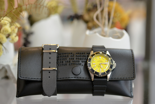 【VAGUE WATCH (時計)】DIVER'S SON - ダイバーズサン
