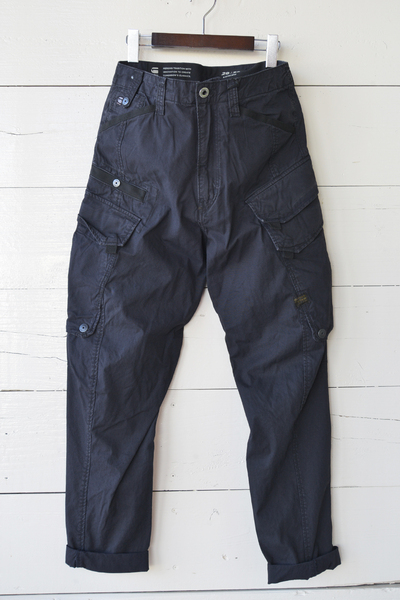 【G-STAR (Men's)(トップス、ボトムス)】Jungle Relaxed Tapered Cargo Pants
