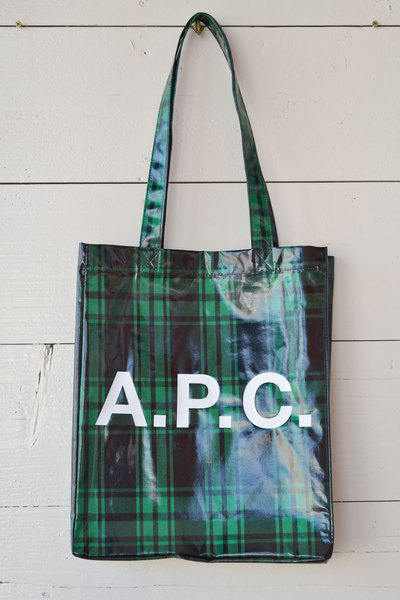 【A.P.C. (バッグ)】Lou トートバッグ