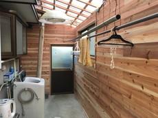 玄関 さしかけ 洗面化粧台 浴室 トイレリフォーム